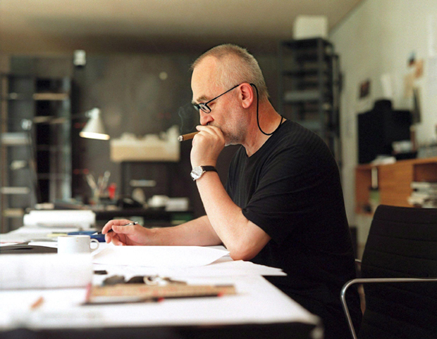 Peter Zumthor to be given a gold medal by the queen