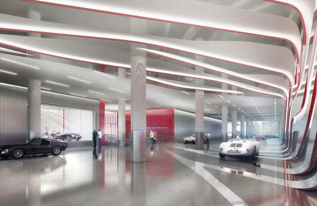 Petersen Automotive Museum, Los Angeles - Kohn Pedersen Fox