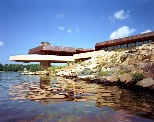 Frank Lloyd Wright for sale - but is it authentic?