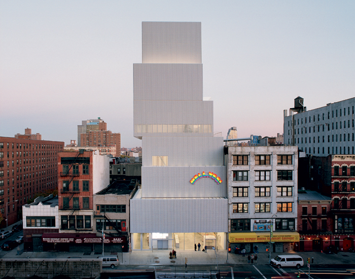 New Museum in Context