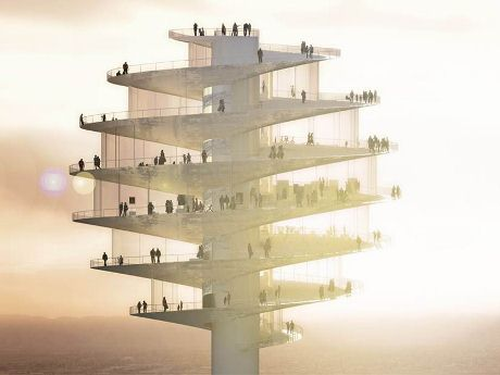BIG's plans for The Phoenix Tower