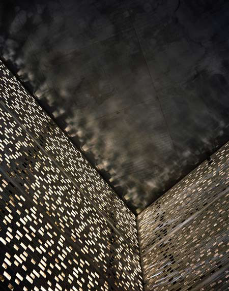 Kolumba Art Museum, Cologne - Peter Zumthor - photograph by Helene Binet