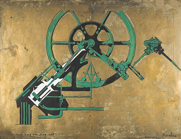 The mechanised world of Francis Picabia