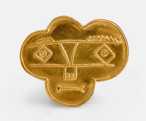 Trèfle brooch by Pablo Picasso