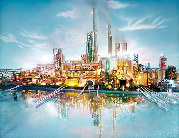 David LaChapelle takes on Big Oil | Photography | Agenda