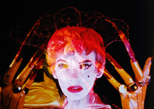 Still from Inauguration of the Pleasure Dome (1953) by Kenneth Anger