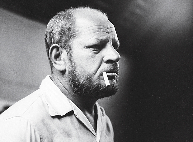 The final days of Jackson Pollock