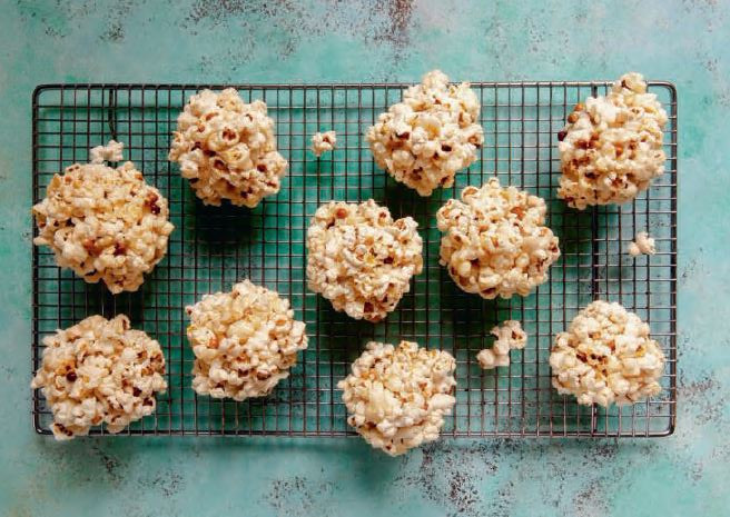 A sweet treat (and a tall tale) for National Popcorn Lovers Day