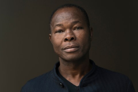 Diébédo Francis Kéré. Photograph by Erik Jan Ouwerkerk. Image courtesy of the Serpentine