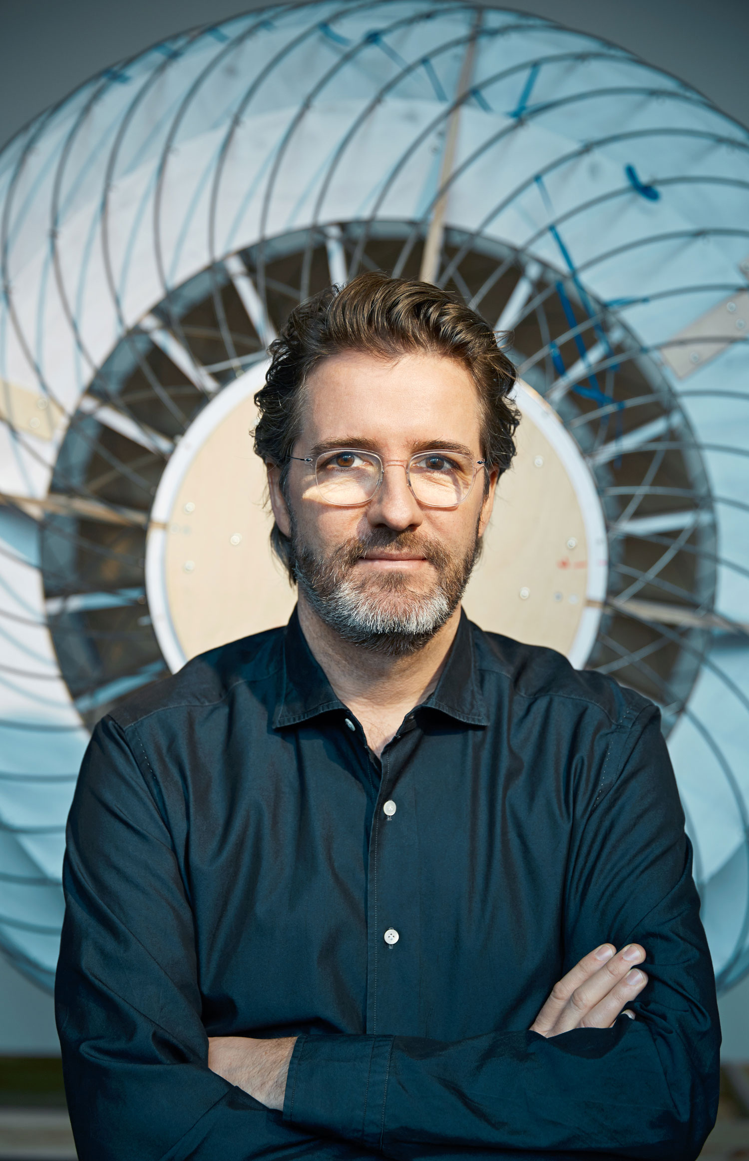 'An exhibition is like a small weather system' - Olafur Eliasson on art, audience and the Experience of putting on a show