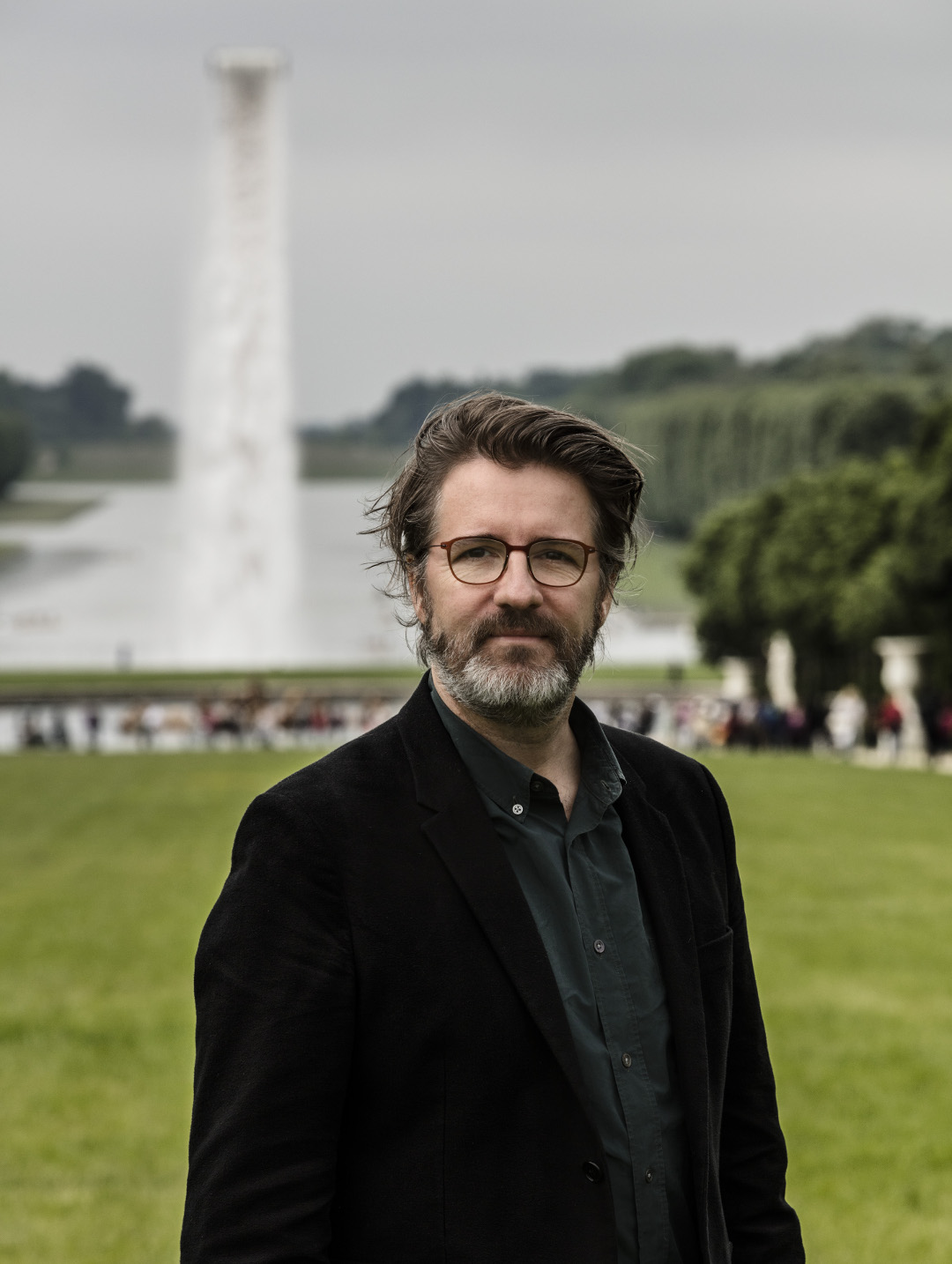 Olafur Eliasson, photograph by Anders Sune Berg
