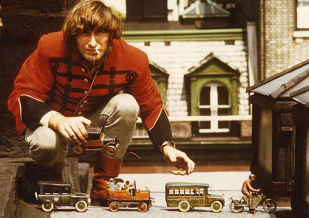 Tomi Ungerer in the 1960s