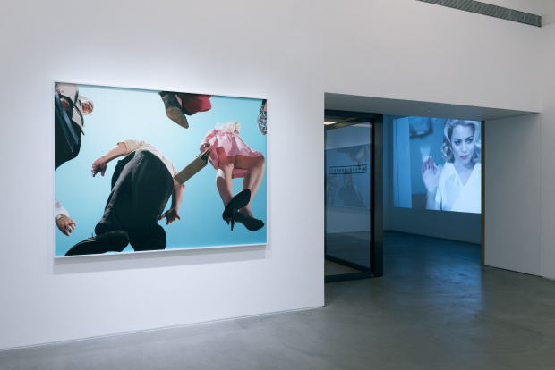 Installation view, Lehmann Maupin, Hong Kong March 12 – May 16, 2015 Courtesy the artist and Lehmann Maupin, New York and Hong