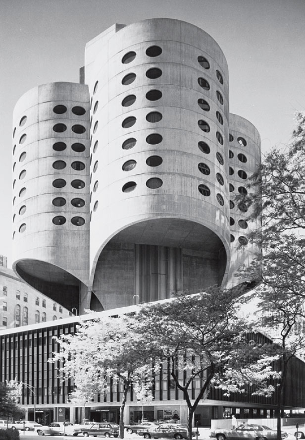 Prentice Women's Hospital, Chicago, USA, 1975 by Bertrand Goldberg Associates