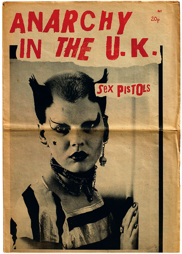 From Oh So Pretty: Punk In Print 1976-80