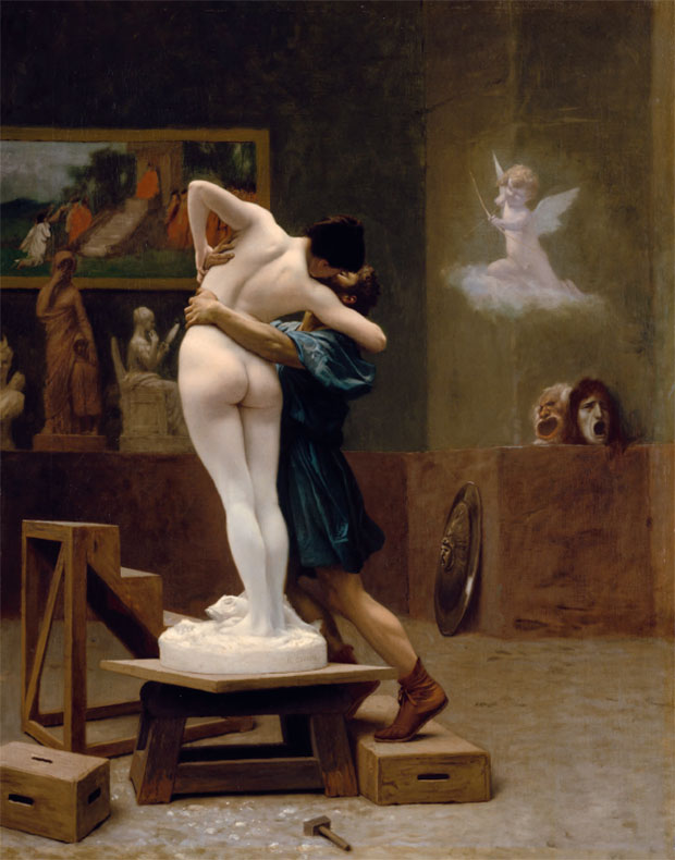Jean-Léon Gérôme's Body of Art - 'Passion and skill'