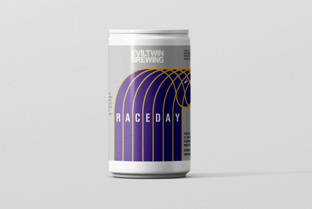 Race Day by Evil Twin Brewing