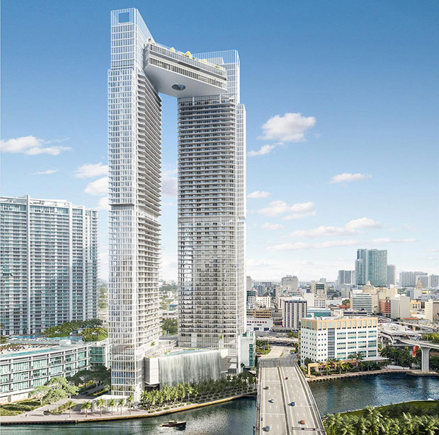 Viñoly joins other starchitects in Miami