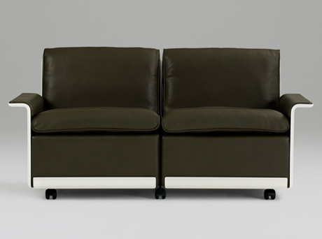 620 Chair Programme- designed by Dieter Rams for Vitsoe in 1962
