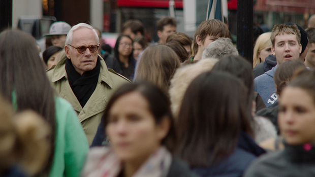 Dieter Rams, London 2015. Image courtesy Gary Hustwit's Kickstarter page
