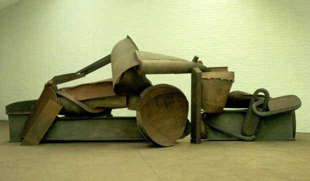 The Rape of the Sabines - Sir Anthony Caro