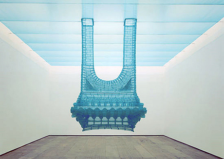 Do-Ho Suh, Reflection, The Perfect Home II