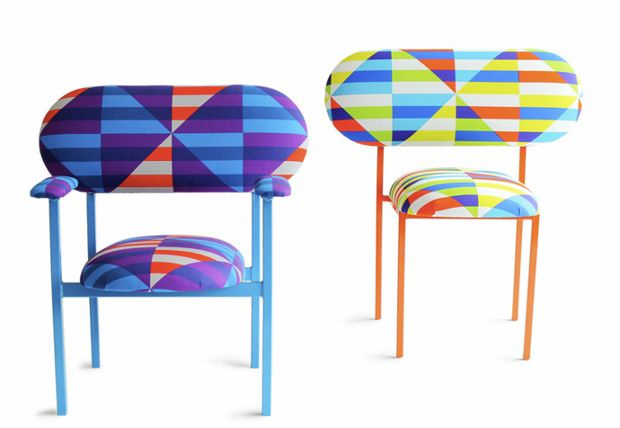 Nina Tolstrup's Re-Imagined chairs