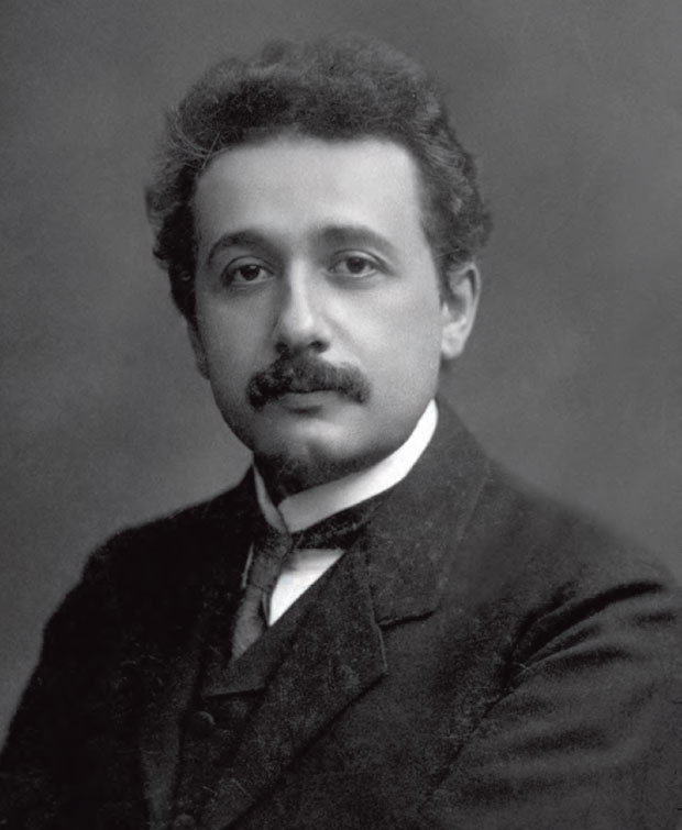 Albert Einstein in 1912