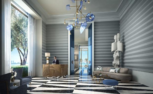 Perfect Renderings For Elysee Miami