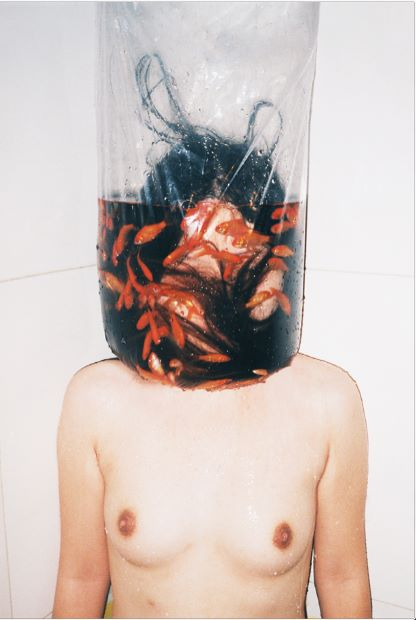 From La Chine à Nue by Ren Hang