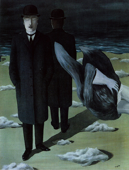 René Magritte, The Meaning of Night (1927)