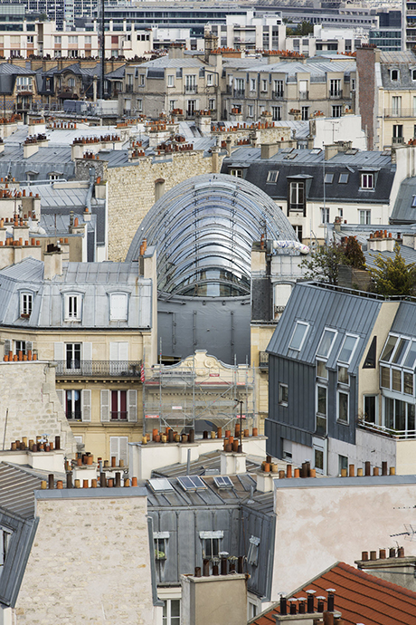 The Pathé Foundation, Paris, by Renzo Piano Building Workshop