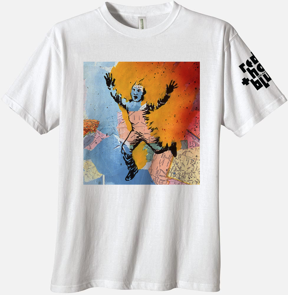 On World AIDS Day Red Hot founder John Carlin talks about reimagining David Wojnarowicz and Jenny Holzer's iconic T-shirts for a new age and audience
