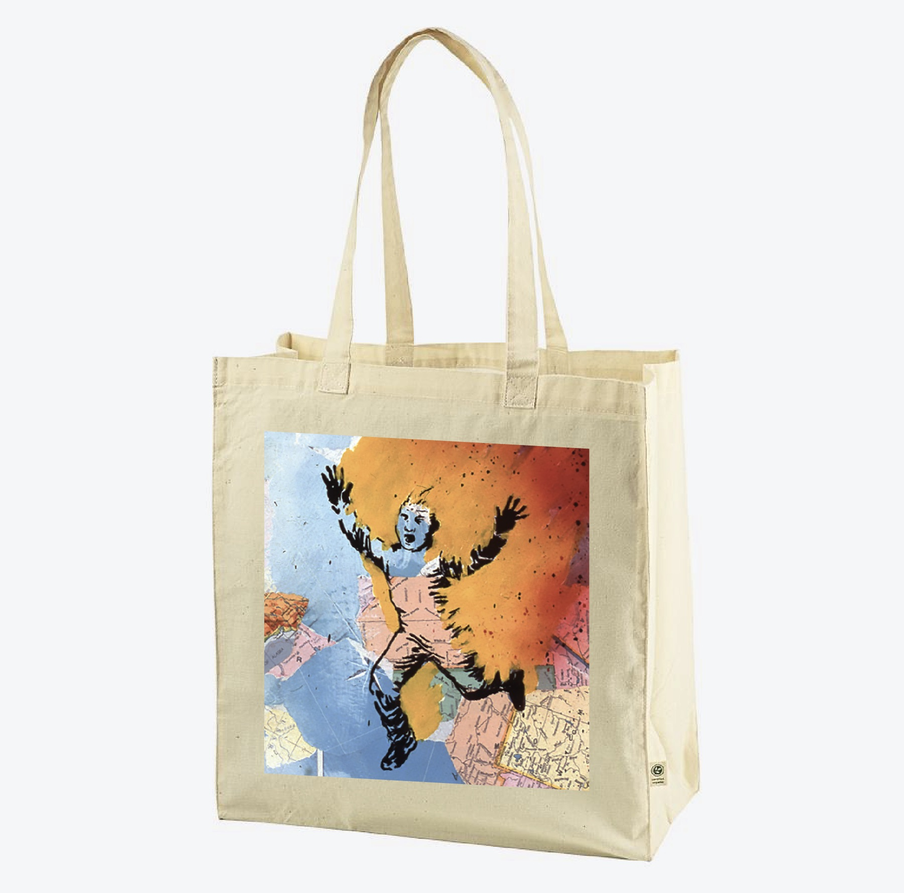 Get the David Wojnarowicz tote bag