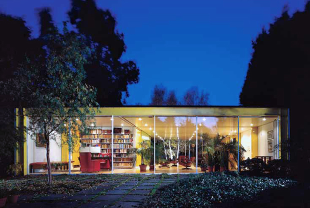 The Rogers House, 1968, by Richard Rogers