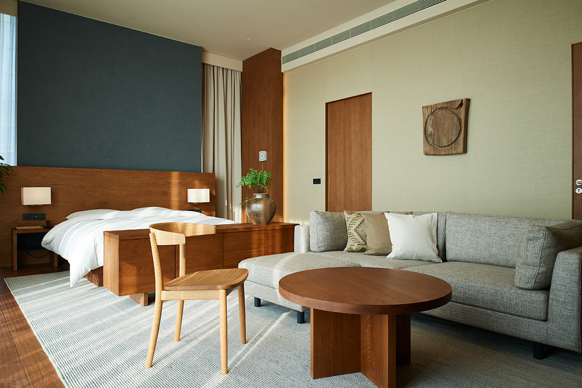A Room In Muji S New Hotel Shenzhen