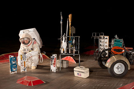 Tom Sachs, Space Program: MarsN