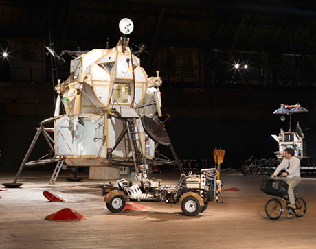 Tom Sachs, Space Program: Mars