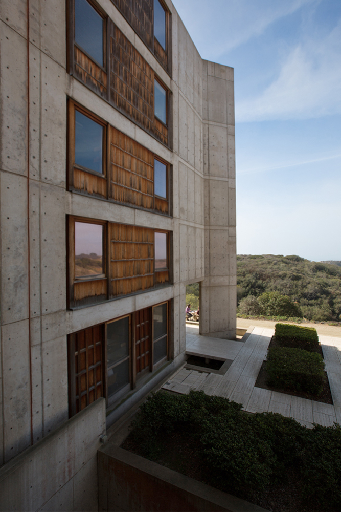 The Salk Institute for Biological Studies. Photo by Elizabeth Daniels, courtesy of the Getty