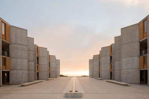 Preserving Louis Kahn's Salk Institute