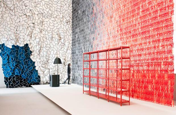 Bouroullec brothers stage 15 year retrospective design agenda phaidon - Les arts decoratif paris ...