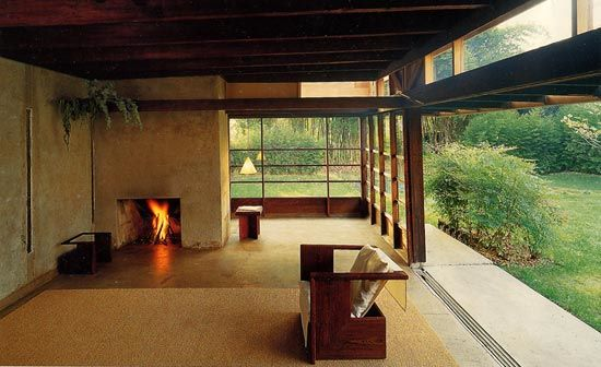 The Schindler House, LA