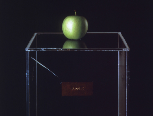 Apple (1966) by Yoko Ono