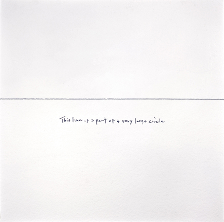 Blue Room Event (1966) by Yoko Ono