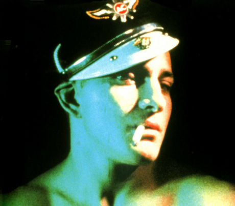Still from Scorpio Rising (1963) by Kenneth Anger