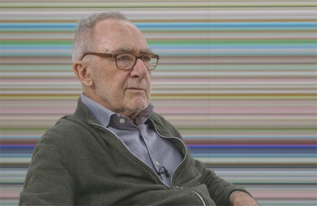 Gerhard Richter says art is the highest form of hope