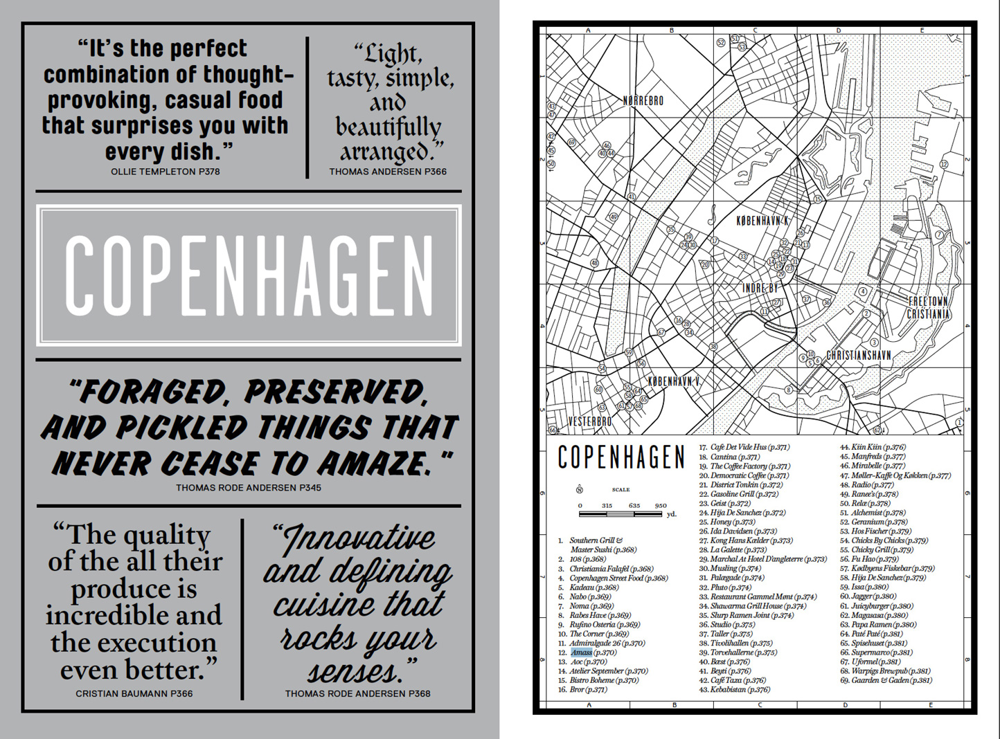 The Copenhagen introduction from our new book Where Chefs Eat