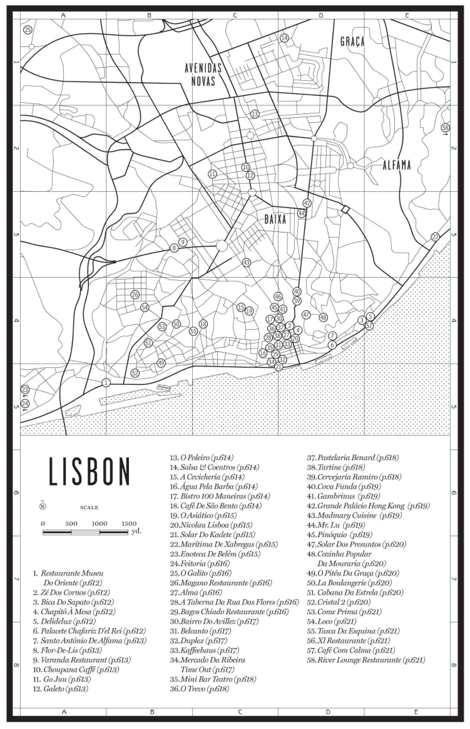 The Lisbon introduction from our new book Where Chefs Eat