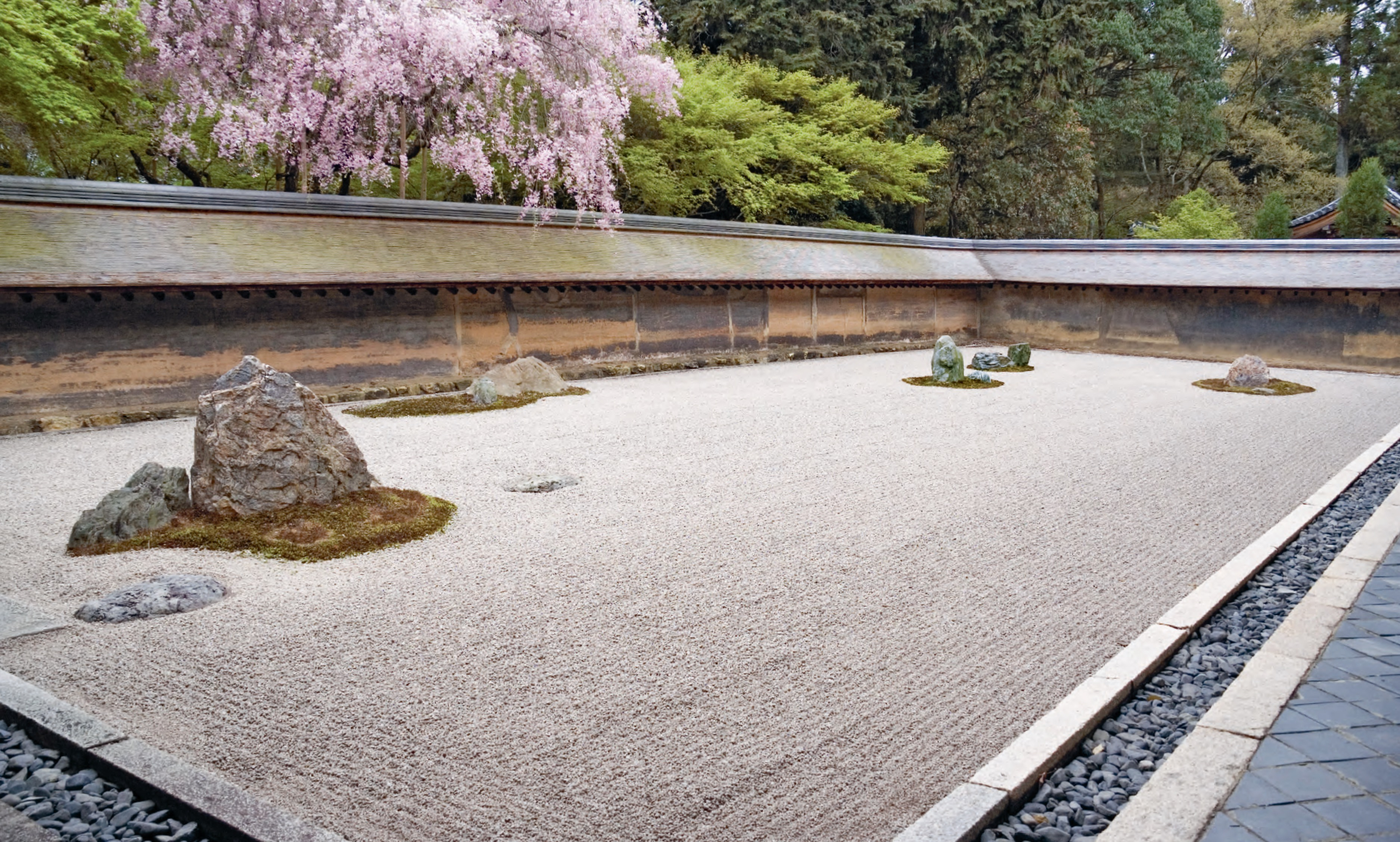 Ryoan-ji (Temple of the Dragon at Peace)