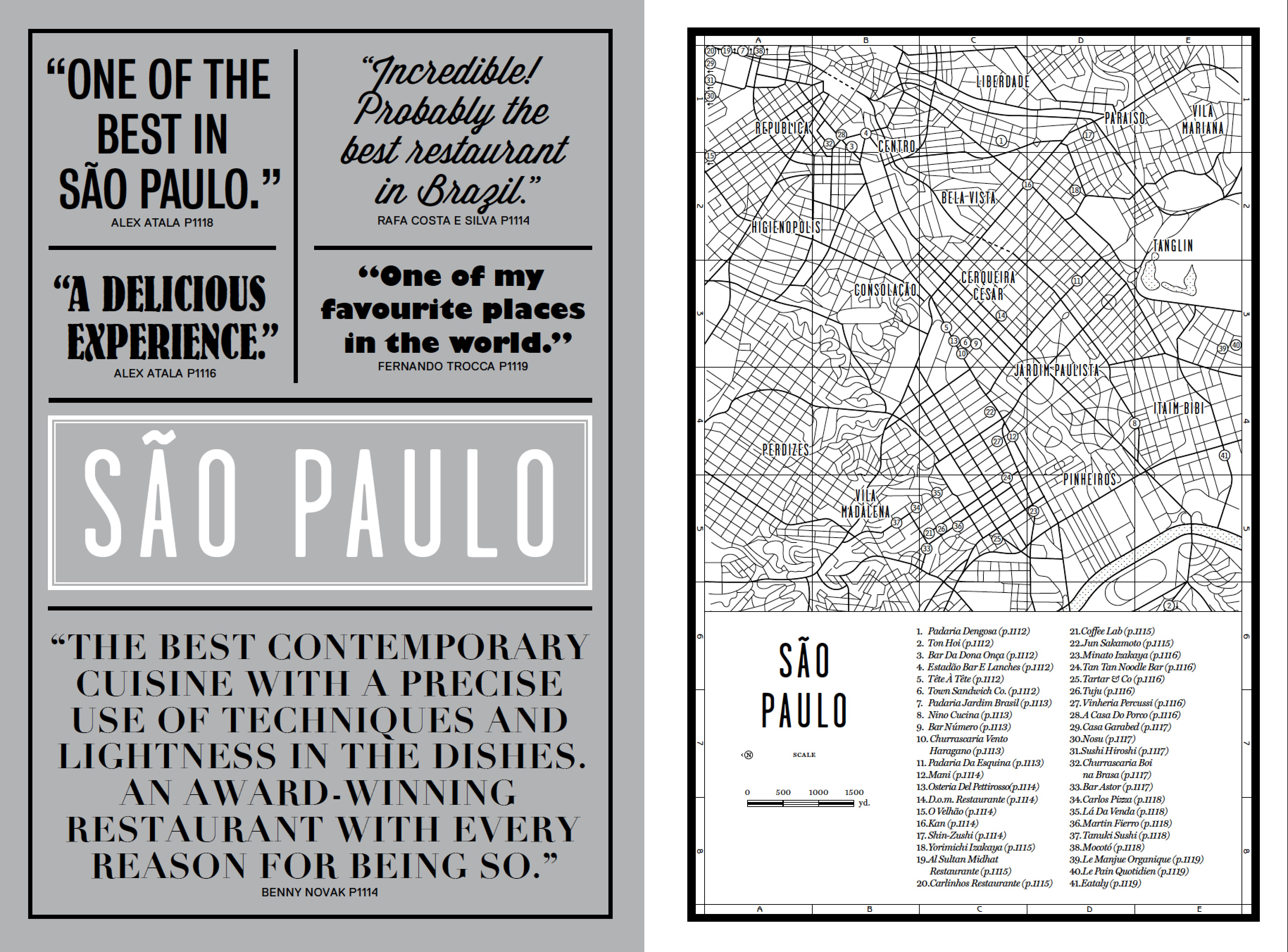 The São Paulo introduction from our new book Where Chefs Eat